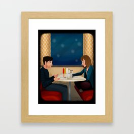 Wallace and Chantry Framed Art Print
