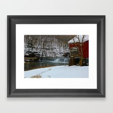 The Honey Hole Framed Art Print