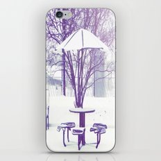 Sit down with me??? iPhone & iPod Skin