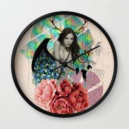 Sensasian II: Bambina Wall Clock