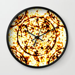 magicfire Wall Clock