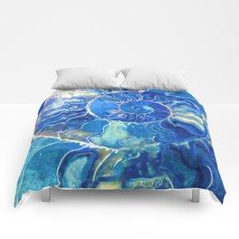 madagascarblue Comforters