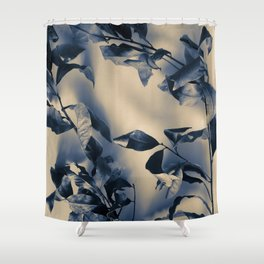 Bay leaves Shower Curtain