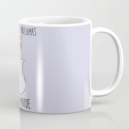 Llamanade Coffee Mug