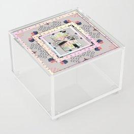 Eye Lashes Acrylic Box