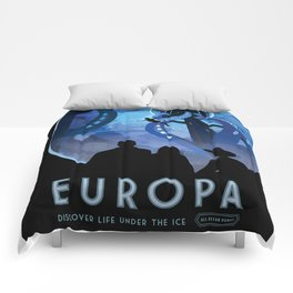 Old Sign / Europa Comforters