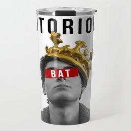 The Notorious BAT Travel Mug