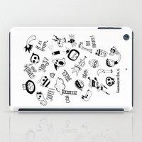 random iPad Cases featuring Random by Primo
