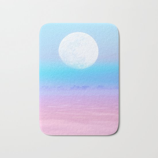 Beauty for ashes Bath Mat