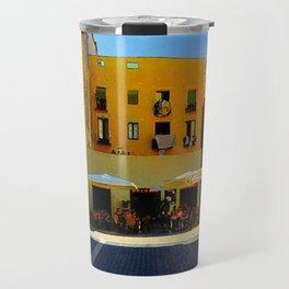 Barcelona Cafe Travel Mug