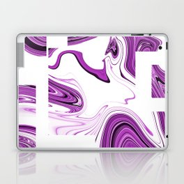ABSTRACT LIQUIDS XXV Laptop & iPad Skin