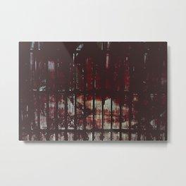 Carnicería. Metal Print