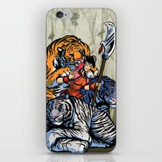 Year Of The Tiger iPhone & iPod Skin