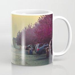 Land of fogs. Spokane morning. Coffee Mug