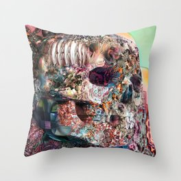 Elemantalism Throw Pillow