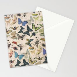 Insect Jungle Stationery Cards