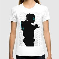 dead space T-shirts featuring Isaac - Dead Space by Leamartes