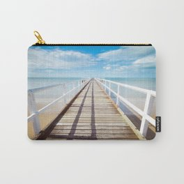 Summer Pier Carry-All Pouch