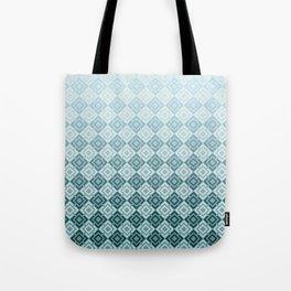 Geometric , gradient 2 Tote Bag