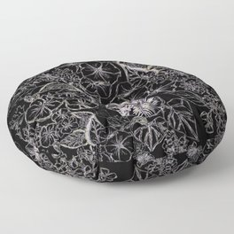 French Florals Floor Pillow
