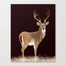 The Stag (painting) Canvas Print