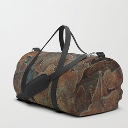 Winter's Gold Duffle Bag