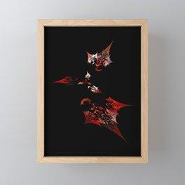 Fall Fortitude Framed Mini Art Print