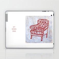 Red Chair Laptop & iPad Skin