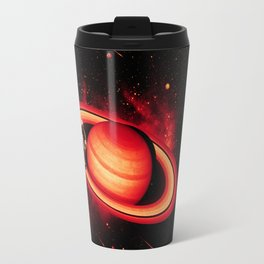 SATURN SKATING Travel Mug