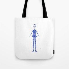 The Blue Prince Tote Bag