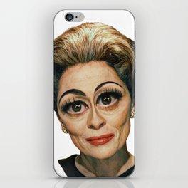 Mommie Dearest- Joan Crawford iPhone Skin
