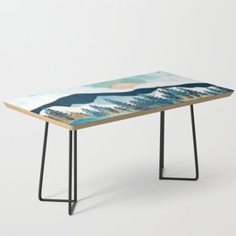 Summer Forest Coffee Table