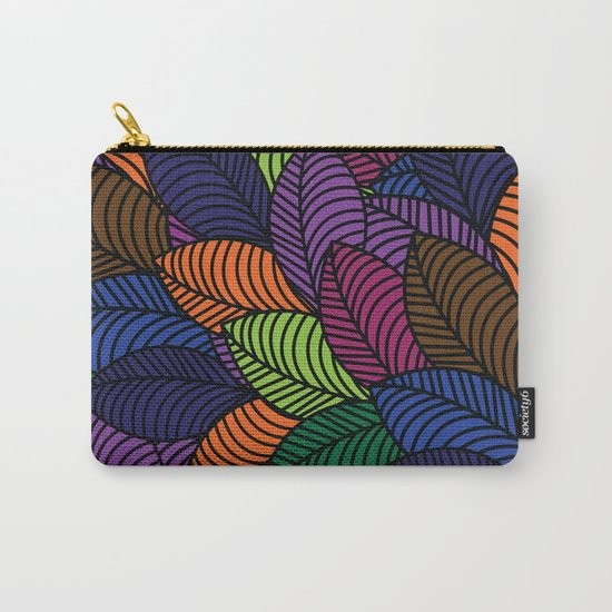 Pattern H Carry-All Pouch