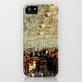 Marseilles iPhone Case