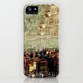 Marseilles iPhone Case