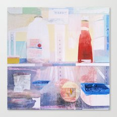 Starving Artist (J.P) Canvas Print