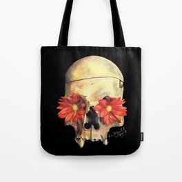 Beauty in Death Tote Bag