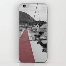 Spanish Harbour iPhone & iPod Skin