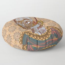 Ego Tripping Floor Pillow