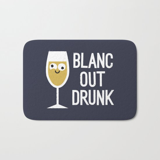And The Next Thing Vino… Bath Mat