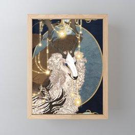 Starlight Framed Mini Art Print