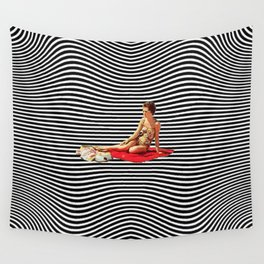 New dimensions III Wall Tapestry