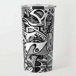 Asteroid Travel Mug