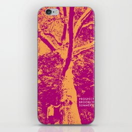 """Brooklyn- Prospect Park"" iPhone Skin"