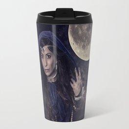Dark Princess Goddess (Fantasy) Travel Mug