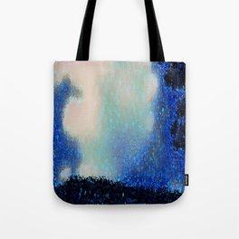 Those Blue Remembered Hills Again Tote Bag
