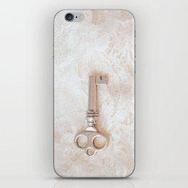Key To My Heart iPhone Skin
