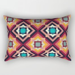 Geometrie Rectangular Pillow