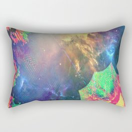 Spectrum Design Rectangular Pillow