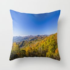The perfect space  Throw Pillow